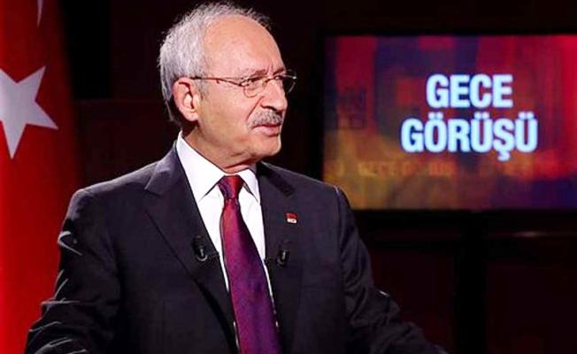Kılıçdaroğlu: Ben Melih Gökçek'i değil, demokrasiyi savunuyorum