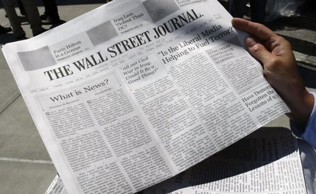 Muhabiri Türkiye'de hapis cezasına çarptırılan Wall Street Journal'dan tepki
