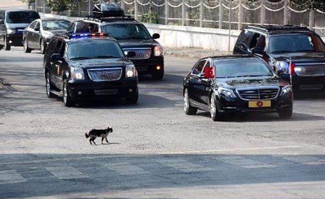 Saray'ın lüks araç envanteri: 2'si limuzin 14 zırhlı araç, 28 jip, 30 motosiklet...