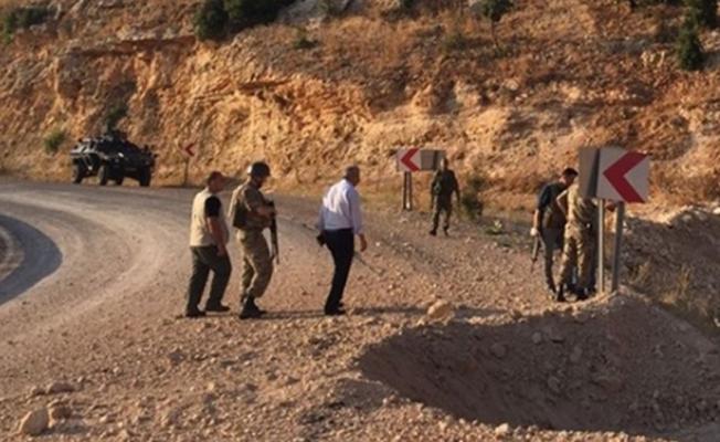 Siirt'te patlama: 1 işçi ağır yaralı