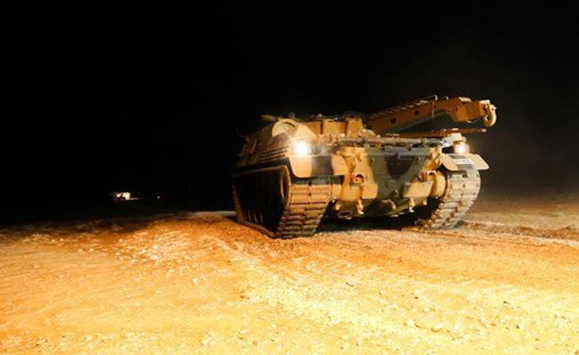 'TSK, İdlib bölgesine girdi' iddiası