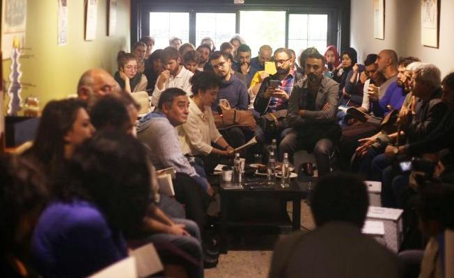 Yazarlar Selahattin Demirtaş'ın 'Seher'ini okudu