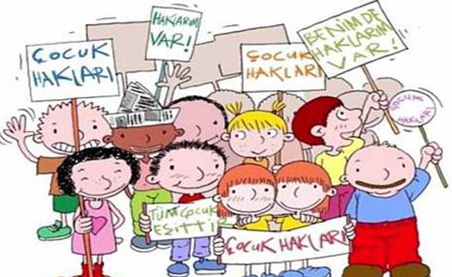 20 Kasım Dünya Çocuk Hakları Günü: 81 ilde 'Çocuk Hakları Bildirgesi' okunacak