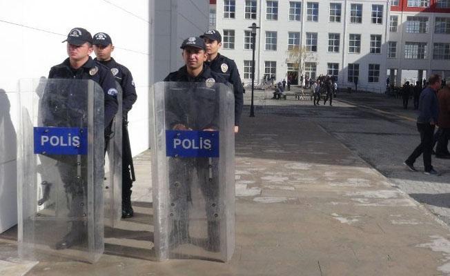 Aksaray Üniversitesi'nde kavga