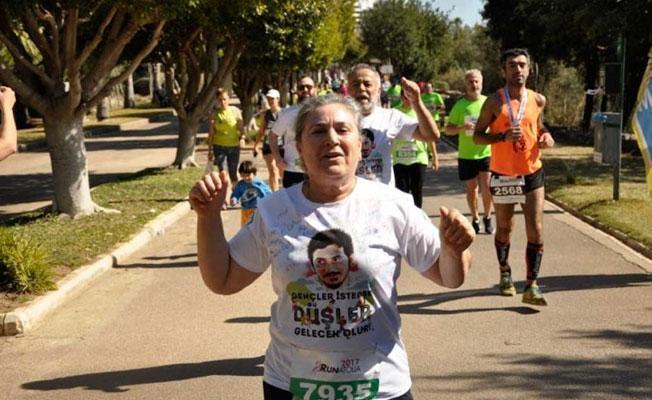 Ali İsmail'in annesi: Alişim'in düşleri için koşacağım