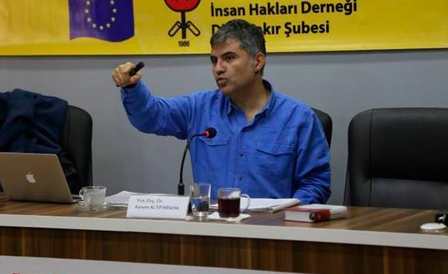 Altıparmak: İşkence 'cezasızlık' politikasının doğal sonucu