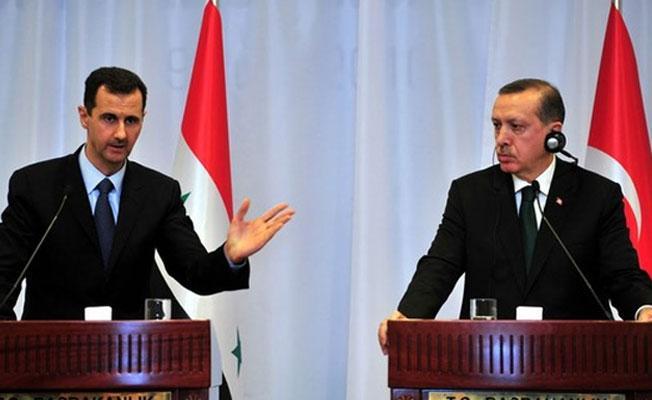 Cumhurbaşkanı Erdoğan, Esad'a kapıları açtı