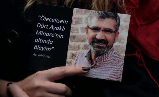 HDP: Tahir Elçi cinayetinin faili meçhul kalmasına izin vermeyeceğiz