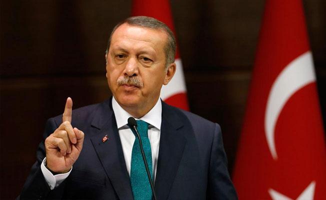 Erdoğan'dan taşeron açıklaması