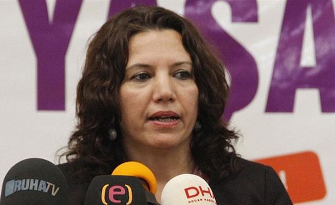 HDP'li Selma Irmak zorla SEGBİS odasına getirildi