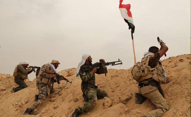 Irak ordusu Cezire bölgesinde IŞİD'e operasyon başlattı