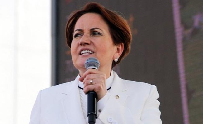 İyi Parti'nin Meclis Başkan adayı belli oldu