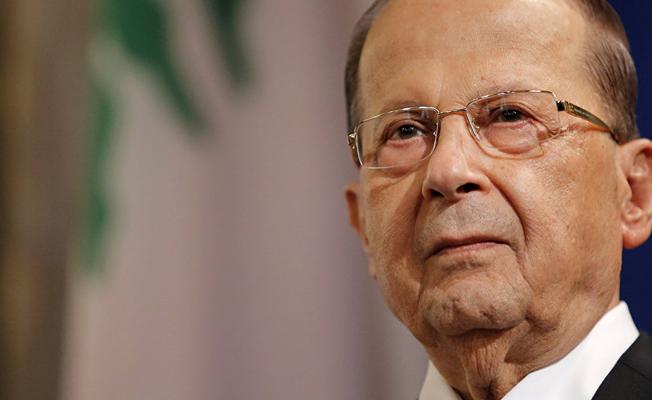 Lübnan Cumhurbaşkanı'ndan Suudi Arabistan'a Hariri çağrısı