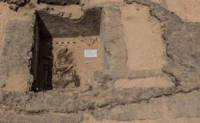 Mısır'da en az 7 bin yıllık yerleşim ve mezarlık bulundu