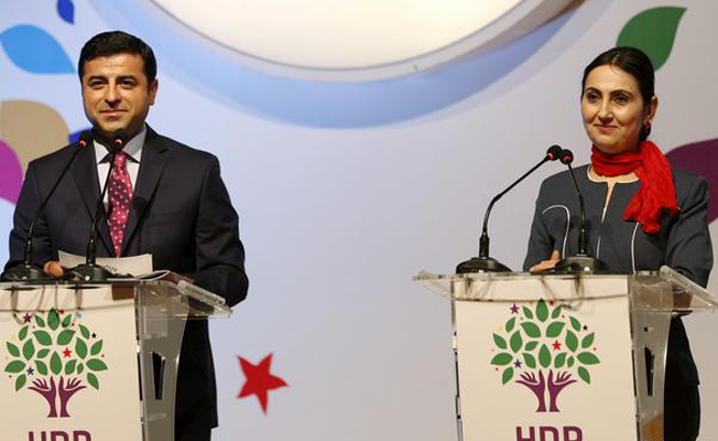 Muiznieks HDP'li vekillerin davasına müdahil oldu