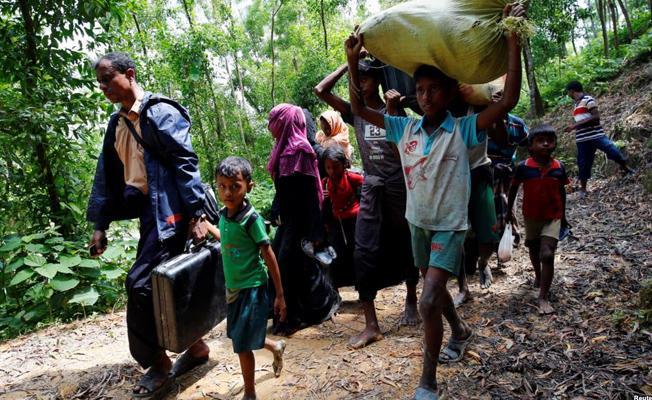 Myanmar ve Bangladeş, Arakanlı Müslümanların evlerine dönmesi konusunda anlaştı