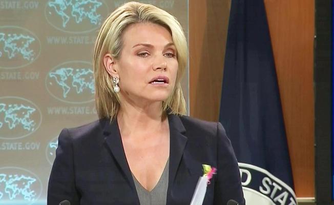 Nauert: Türkiye'ye karşı bir darbe içerisinde olduğumuz iddiası gülünç