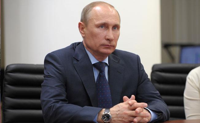 Putin: Suriye'nin geleceğine Suriyeliler karar vermeli