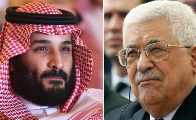 Suudi Arabistan, Filistin lideri Abbas'a ültimatom verdi: Ya ABD planını kabul et ya da istifanı ver
