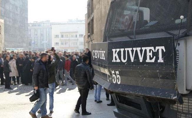 Urfa'da yürüyüş ve protestolar yasaklandı