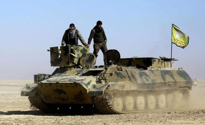 YPG: Afrin'de büyük bir direniş gösteririz