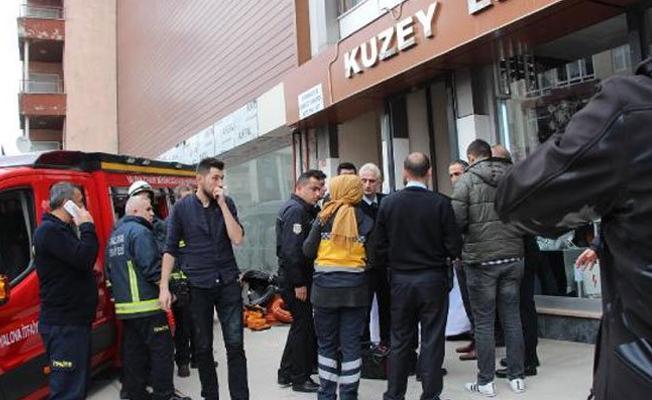 Yük asansörü düştü: 2 işçi hayatını kaybetti