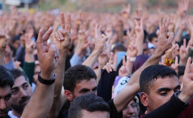 Zafer işareti hapsine AİHM'den Türkiye'ye mahkumiyet
