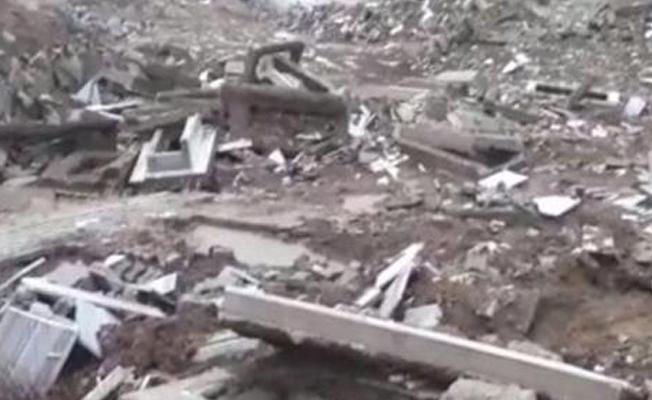 267 PKK'linin cenazesi mezarlardan çıkarıldı: HDP konuyu Başbakan'a sordu