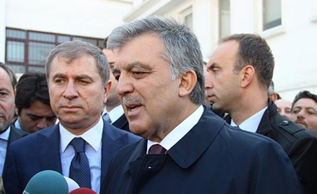 Abdullah Gül'ün iktidara yönelik eleştirilerinin dünü, bugünü