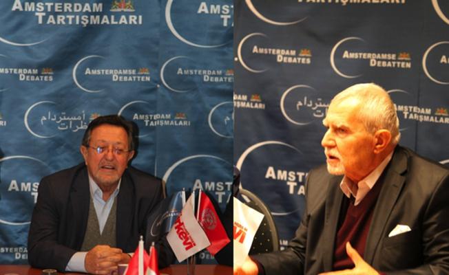 Amsterdam Tartışmaları: Türkiye-Hollanda krizi ele alındı