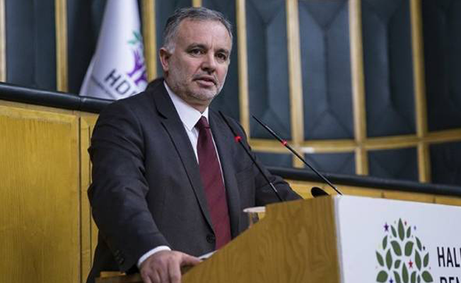 AYM, HDP'li Bilgen'in başvurusunu kabul etti