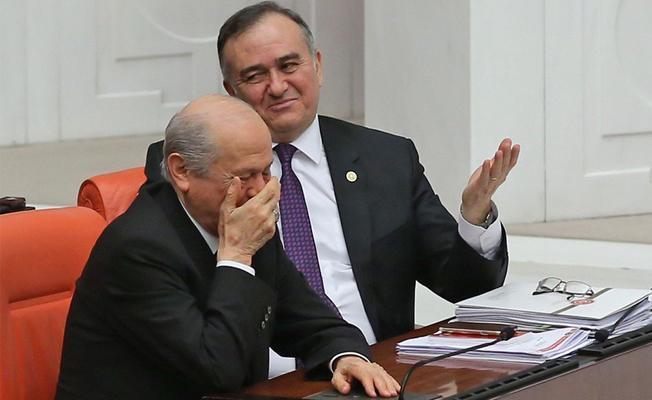 Başbakan Yardımcısı'ndan Kılıçdaroğlu'na: Bahçeli'ye bakın, muhalefet böyle yapılır