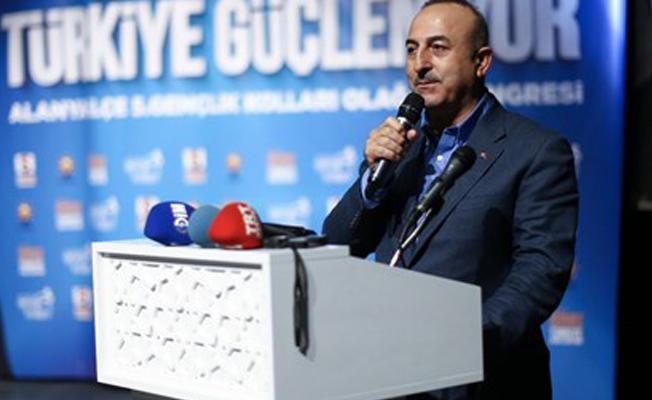 Çavuşoğlu: İslam dünyasında da Erdoğan kıskançlığı başlamış