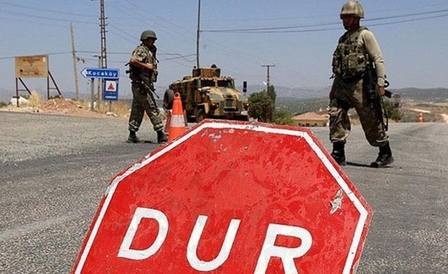 Diyarbakır'da 51 köy ve mezrada 'sokağa çıkma yasağı'