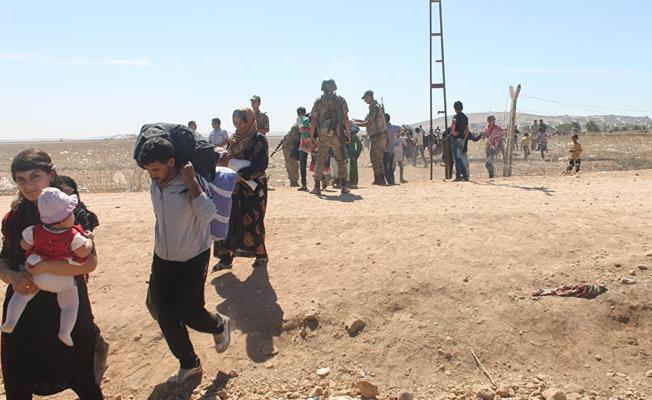 DSG: Deyr ez Zor operasyonunda onlarca Ezidiyi IŞİD'den kurtardık