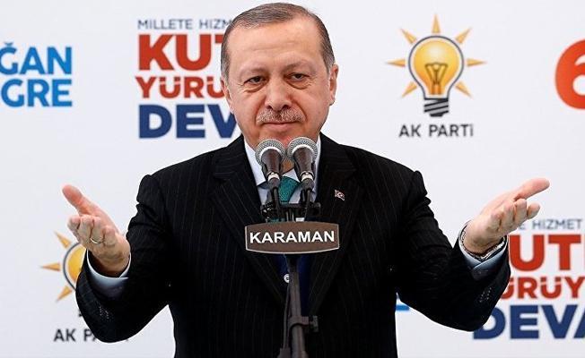 Erdoğan: Büyükelçiliğimizi Doğu Kudüs'te açacağız