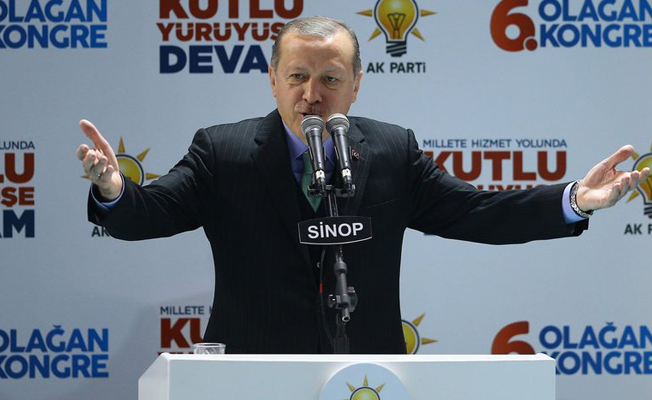 Erdoğan'dan kadro isteyen taşeron işçiye: Ne kadrosu yahu, çalışıyorsunuz işte