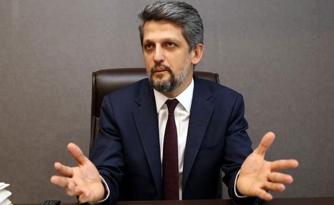 HDP'li Garo Paylan: Yeni Türk gladyosu suikastlar için devrede