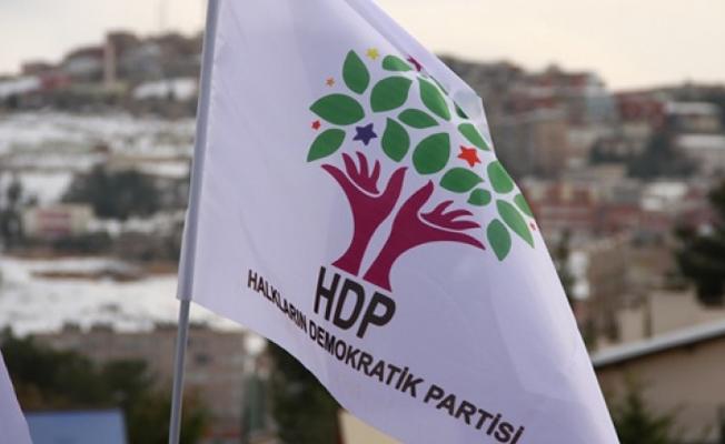 HDP Merkez Yürütme Kurulu olağanüstü toplanacak