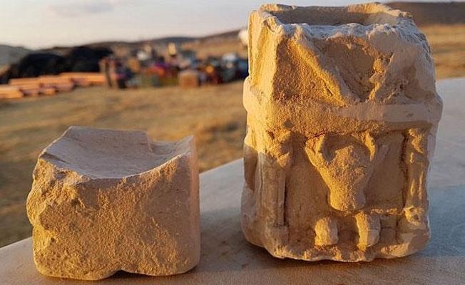 İsrail'de drone ile 2000 yıllık tapınak bulundu