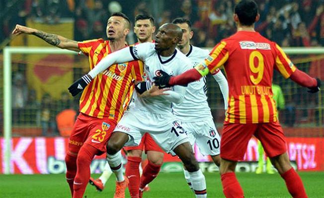 Kartal'a Kayseri freni: 1-1