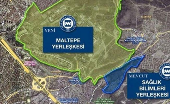 Marmara Üniversitesi'nin yeni yerleşkesinin adı Recep Tayyip Erdoğan Külliyesi oldu