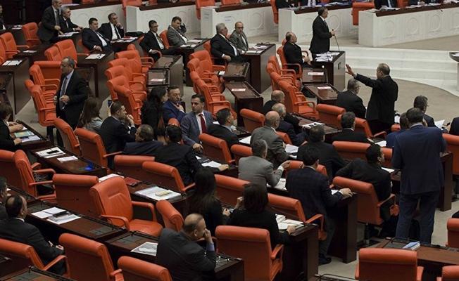 Meclis'te HDP ve AKP arasında Kürdistan gerilimi