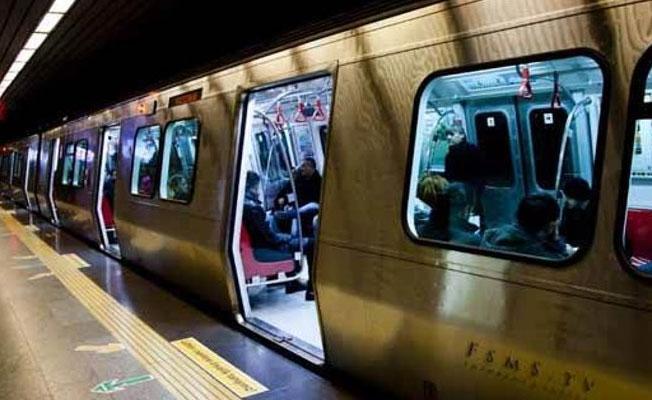 Metrodaki hakarete 3 bin 480 lira para cezası
