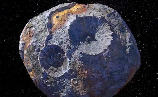 NASA, içerisinde değerli maddeler bulunduran asteroide yapacağı seferi erkene çekti