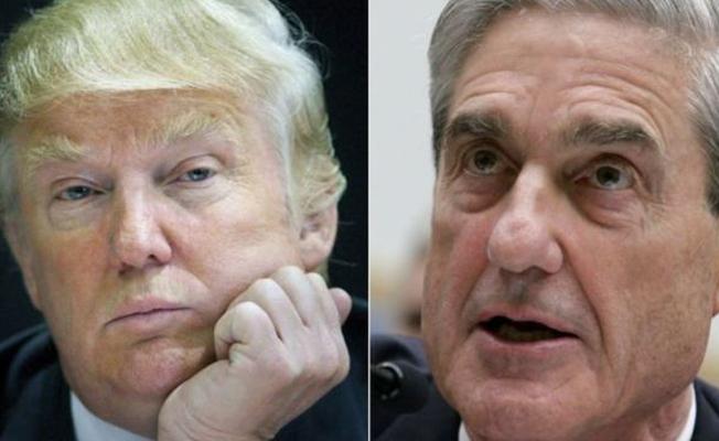 Trump'tan Rusya soruşturmasını yürüten özel savcı Mueller'e: 'Kovmayı düşünmüyorum'