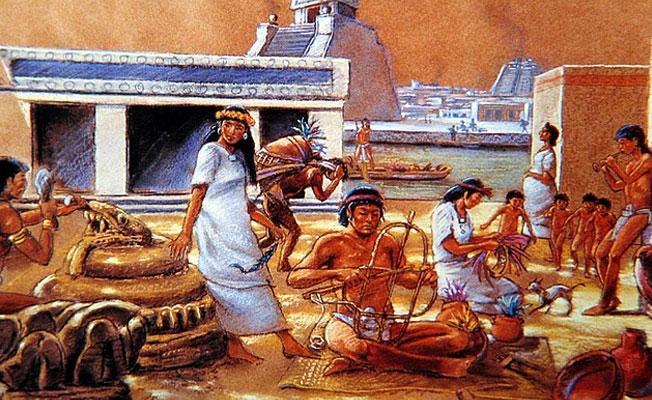 Bilim insanları: Azteklerin yüzde 80'i veba yüzünden öldü