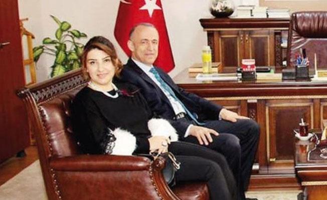 Çankırı Valisi Aktaş'ın eşi Seval Aktaş tepkiler üzerine istifa etti