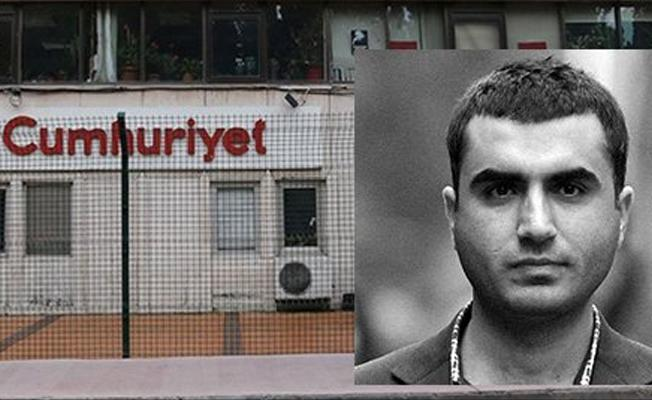 Cumhuriyet Muhabiri Alican Uludağ'a dava