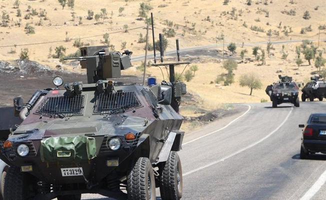 Elazığ'da 4 ilçe 'özel güvenlik bölgesi' ilanı